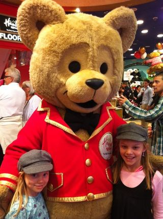 London Hamleys