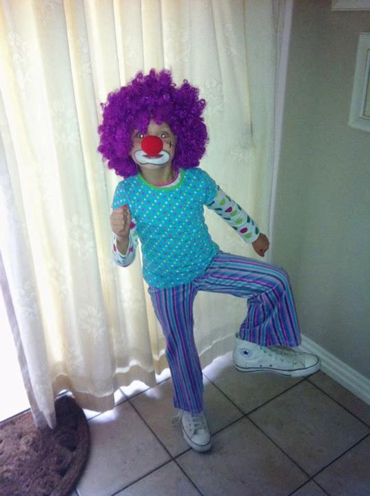 Sofia clown