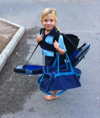 Sofie school bag